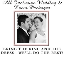 All inclusive weddings logo.