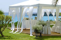 Wedding Resorts Cabana.