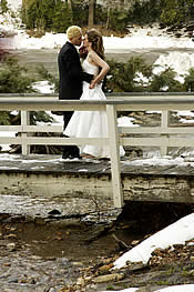 mountain wedding location.